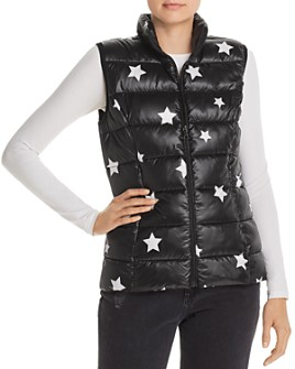 AQUA - Packable Puffer Vest - 100% Exclusive