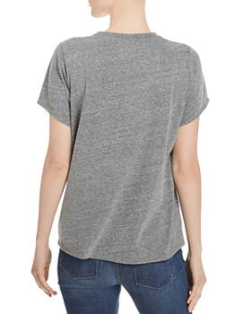Cinq à Sept - Heathered Paris Graphic Tee