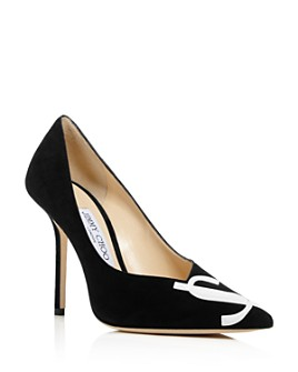 Jimmy Choo - Women's Love 100 Pointed Toe Pumps