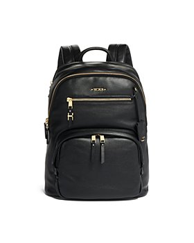 Tumi - Voyageur Hilden Leather Backpack