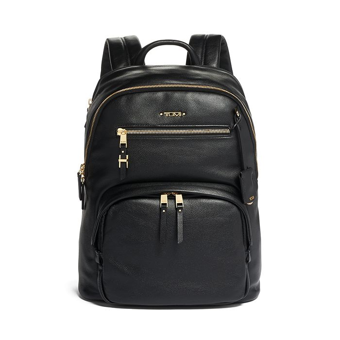 Tumi - Voyageur Hilden Leather Backpack