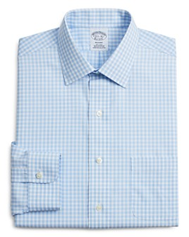 Brooks Brothers - Gingham Classic Fit Dress Shirt