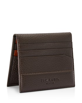 Ted Baker - Steemer Leather Bifold Card Case