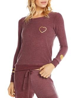 CHASER - Heart Sweatshirt