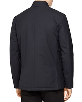 REISS - Faulkner Lightweight Funnel Collar Jacket