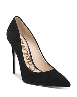 Sam Edelman - Women's Danna Pointed Toe High-Heel Pumps