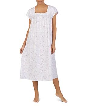 Eileen West - Jersey Knit Short-Sleeved Ballet Nightgown