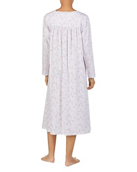 Eileen West - Jersey Knit Long-Sleeved Ballet Nightgown