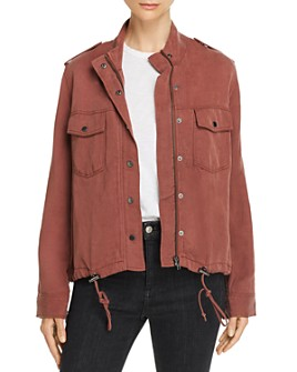 Rails - Collins Military Jacket