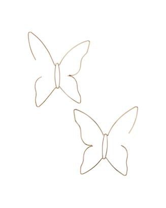 Mariposa Butterfly Drop Earrings by Baublebar