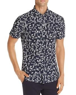 HUGO - Empson Extra Slim Fit Shirt