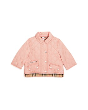 Burberry - Girls' Brennan Quilted Jacket - Baby