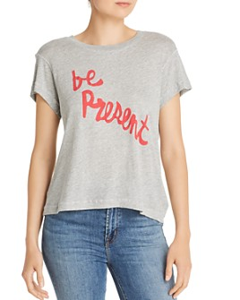 WILDFOX - No. 9 Be Present Tee
