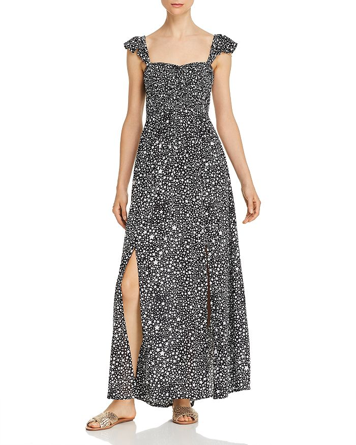 Tiare Hawaii - Hollie Star-Print Maxi Dress