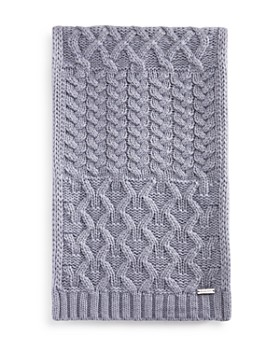Michael Kors - Cable-Knit Muffler