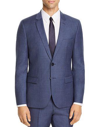 HUGO - Arti Sharkskin Extra Slim Fit Suit Jacket