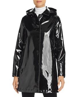 Jane Post - Slicker Trench Coat