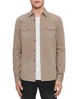 ALLSAINTS - Ceres Western Regular Fit Shirt