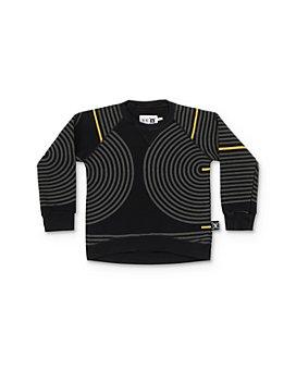 NUNUNU - Boys' Spiral Sweatshirt - Baby