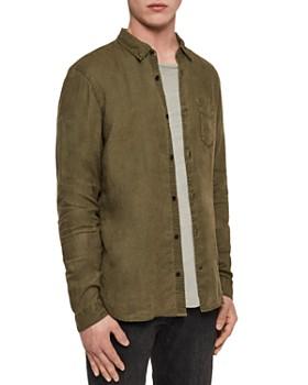 ALLSAINTS - Warwick Slim Fit Button-Down Shirt