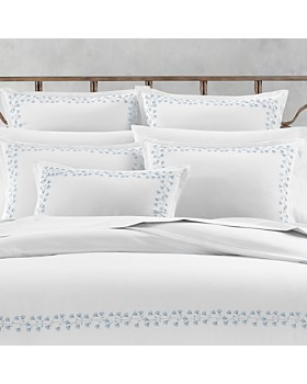 Sky - Floral Embroidered Bedding Collection - 100% Exclusive