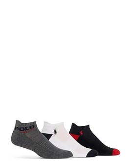 Polo Ralph Lauren - Low-Cut Socks - Pack of 3