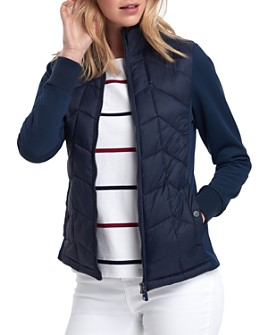 Barbour - Winifred Jersey & Quilted Jacket