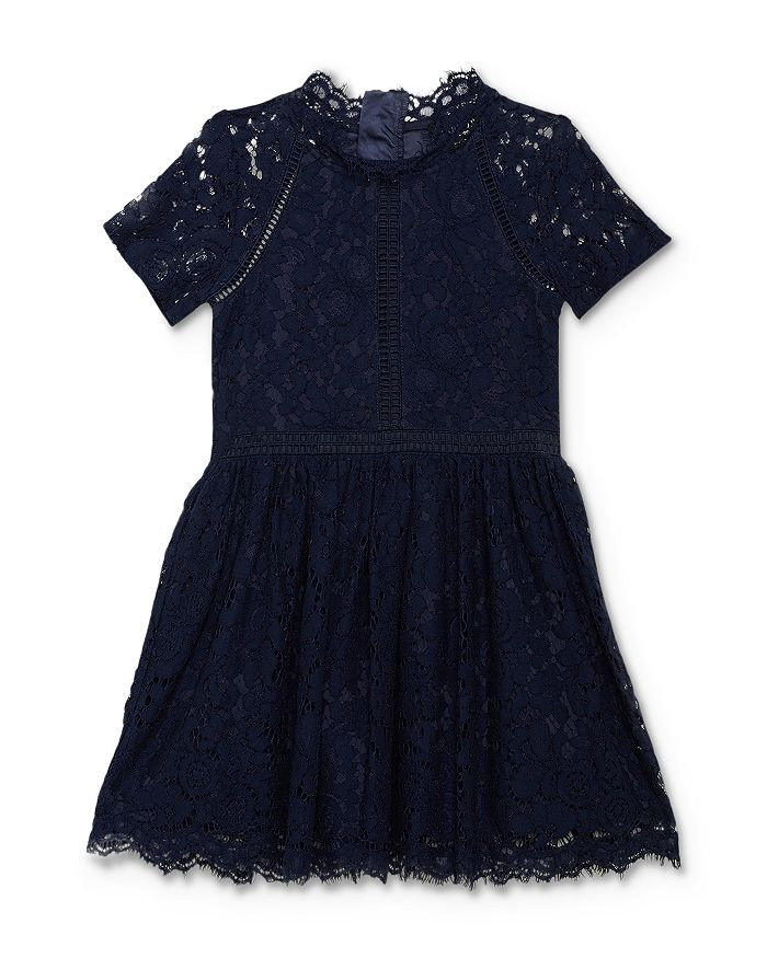 Bardot Junior - Girls' Lace Fit-and-Flare Dress - Big Kid