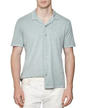 REISS - Fellows Regular Fit Button-Down Shirt