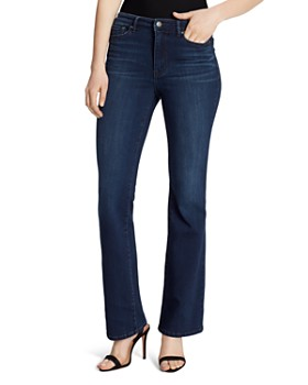 Ella Moss - High Rise Bootcut Jeans in Midnight