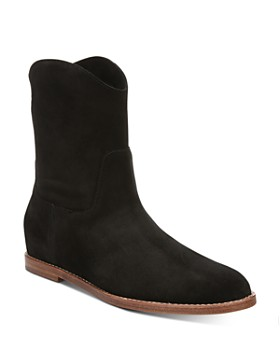 Vince - Women's Sinclair Hidden Wedge Boots