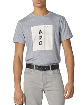 A.P.C. - Logo Graphic Tee