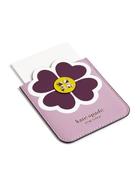 kate spade new york - Floral Sticker Pocket
