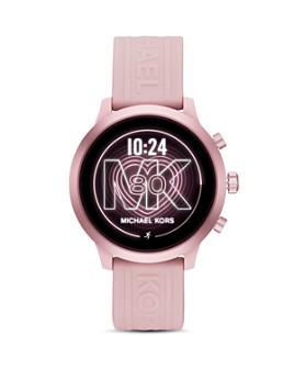 Michael Kors - MK GO Silicone Strap Touchscreen Smartwatch, 43mm