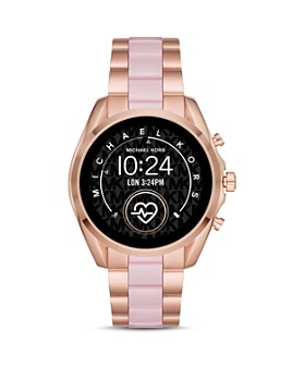 Michael Kors - Bradshaw 2 Link Bracelet Touchscreen Smartwatch, 44mm