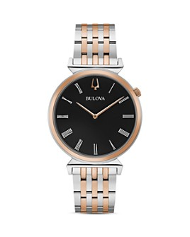 Bulova - Regatta Slim Two-Tone Watch, 40mm