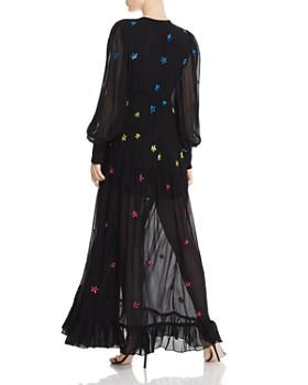 Rococo Sand - Sequined Stars Maxi Dress
