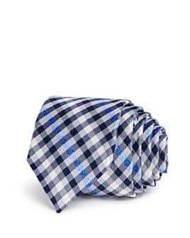 Michael Kors - Boys' Gingham Silk Tie