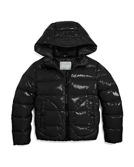 Herno - Unisex High Gloss Puffer Jacket - Little Kid