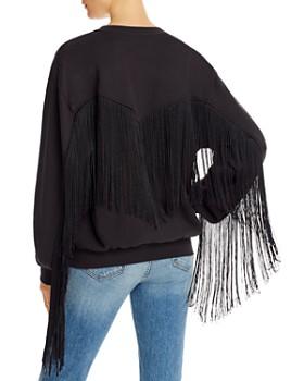 Levi's - Ashley Fringed Pullover Sweatshirt