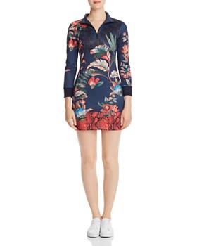 PAM & GELA - Bye Birdy Track Dress