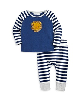Albetta - Boys' Lion Top & Pants Set - Baby