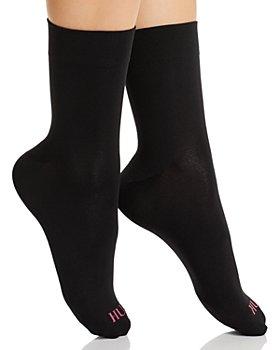 HUE - Cushioned Pixie Socks