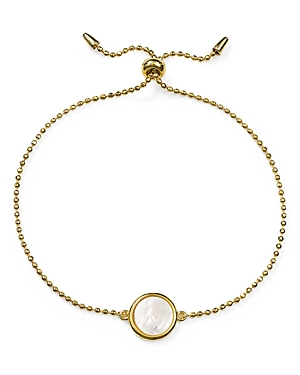 Argento Vivo Disk-Station Slider Bracelet-Jewelry & Accessories