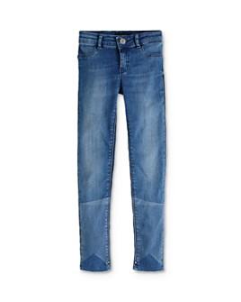 Scotch R'Belle - Girls' La Milou Two-Tone Cropped Jeans - Little Kid, Big Kid