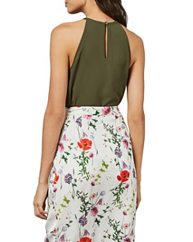 Ted Baker - Dippa Keyhole Top