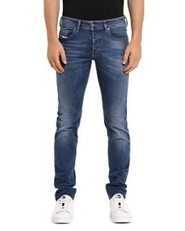Diesel - Sleenker Skinny Fit Jeans in Denim
