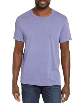 Mills Supply - by Splendid Humbolt Sulphur-Dyed Slub-Knit Tee