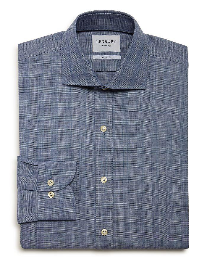 Ledbury - Brenton Check Slim Fit Dress Shirt