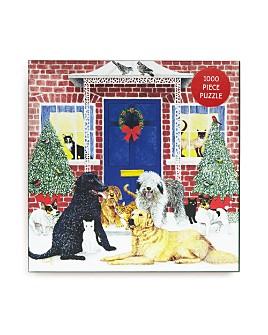 Galison - Christmas Cottage 1000 Piece Puzzle